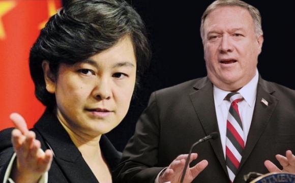 """Trung Quốc hạ đòn """"gắt"""" chưa từng có, đáp trả vụ Mỹ cấm vận 14 Phó chủ tịch Quốc hội"""