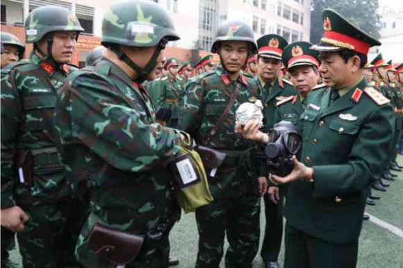Tướng Phan Văn Giang giao nhiệm vụ đặc biệt cho Lữ đoàn cận vệ thép - 3
