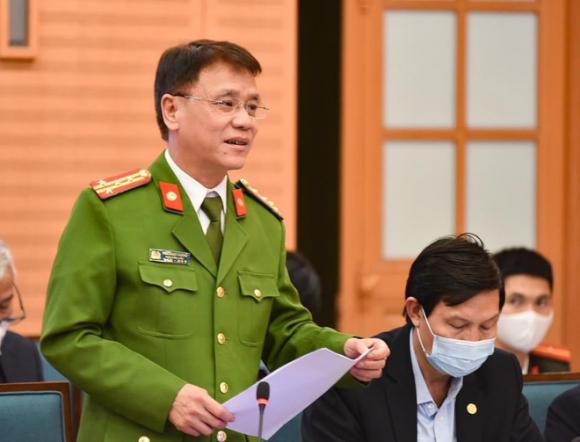 3 cán bộ Công an ở Hà Nội thuộc diện F1 sau khi đi làm án ở Quảng Ninh - Ảnh 2.
