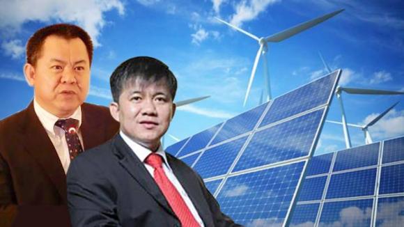 Góc khuất của đại gia chi 5.000 tỷ làm dự án điện mặt trời lớn nhất Việt Nam