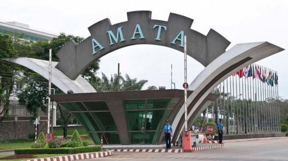 Tập đoàn Thái Lan 'hái ra tiền' từ KCN Amata Biên Hoà