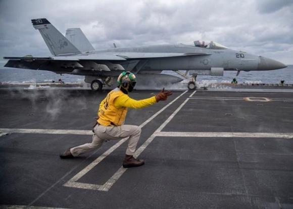 Mỹ cho máy bay B-52 tuần tra Biển Đông, tuyên bố không công nhận yêu sách chủ quyền Trung Quốc ảnh 3