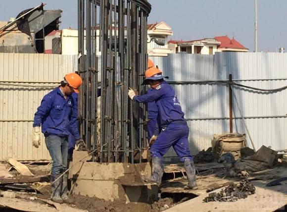 TP Hải Phòng đang triển khai xây dựng cầu Rào 1