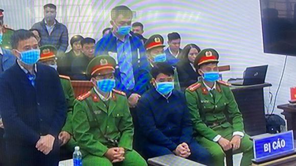 Ông Nguyễn Đức Chung bị tuyên phạt 5 năm tù hồi đầu tháng 12.2020 /// Ảnh: Thái Sơn