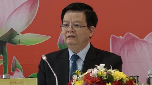 Ông Mai Ông Mai Văn Chính nói về nhân sự Ban chấp hành Trung ương khóa XIII
