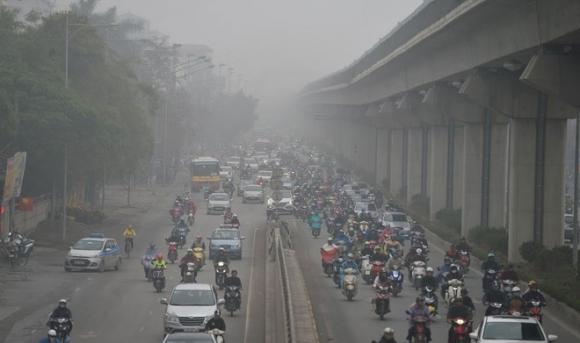 'Thủ p.hạ.m' gây ô nhiễm tại Hà Nội là lượng bụi lớn từ phương Bắc? - ảnh 1