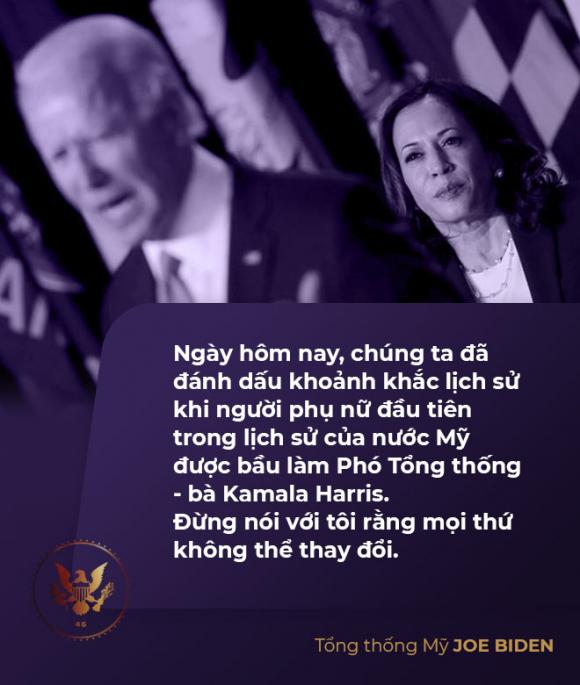 Toàn văn phát biểu nhậm chức của tân Tổng thống Mỹ Joe Biden - Ảnh 5.