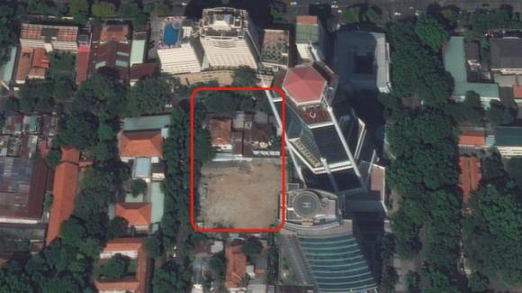 Khu đất tại số 33 Nguyễn Du và 34-36-42 Chu Mạnh Trinh (Quận 1, Tp. HCM) từng được rao bán trên các trang môi giới bất động sản với giá 3.500 tỉ đồng