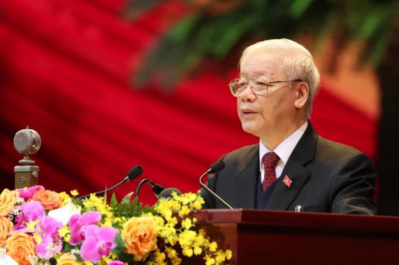 Tổng Bí thư, Chủ tịch nước Nguyễn Phú Trọng được giới thiệu tái cử - 1