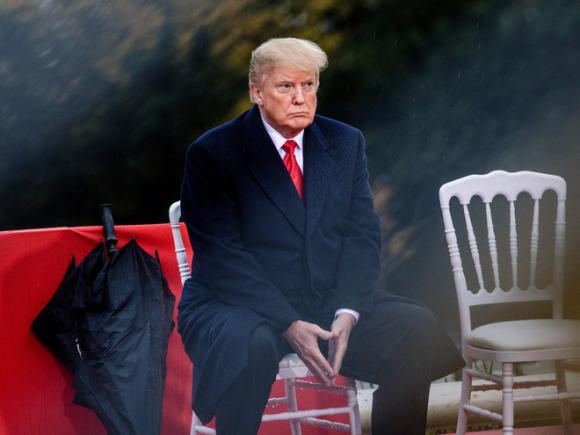 TT Trump những ngày cuối nhiệm kỳ: Tủi thân, ủ rũ trong Nhà Trắng, nổi cáu khi bị so sánh với 1 người - Ảnh 1.
