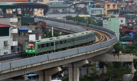 Đường sắt nghìn tỉ Cát Linh - Hà Đông biết lỗ vẫn 'cố' làm - ảnh 1