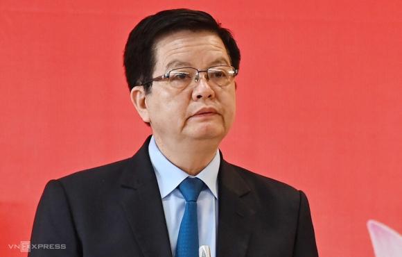 Ông Mai Văn Chính, Phó trưởng Ban Tổ chức Trung ương. Ảnh: Giang Huy