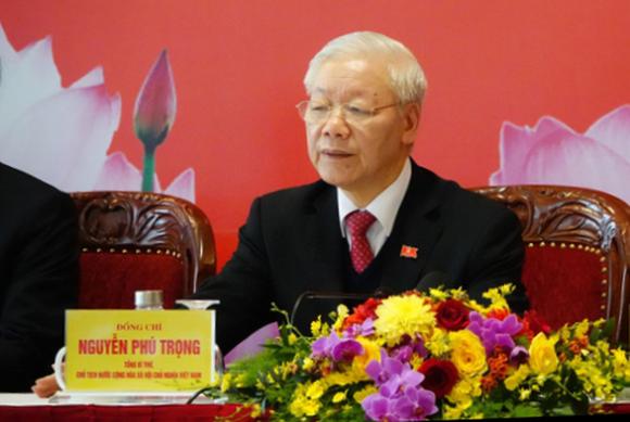 Tổng bí thư, Chủ tịch nước: Tôi đã xin nghỉ nhưng được phân công, đảng viên phải chấp hành - Ảnh 1.