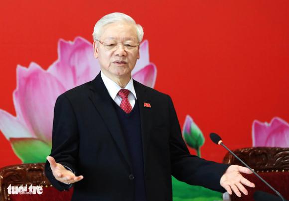 Tổng bí thư, Chủ tịch nước: Tôi đã xin nghỉ nhưng được phân công, đảng viên phải chấp hành - Ảnh 2.