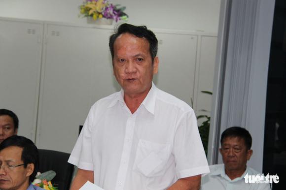 Nguyên cục trưởng, nguyên cục phó Cục Thuế tỉnh Bình Dương bị bắt - Ảnh 1.