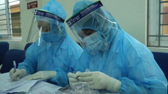 Hà Nội công bố lịch trình bệnh nhân được nhận định có nguy cơ lây lan dịch cao ở Nam Từ Liêm /// Ảnh Trần Cường