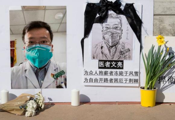 bác sỹ Lý Văn Lượng, người đầu tiên cảnh báo về con virus quái ác, đã hy sinh sự sống của mình