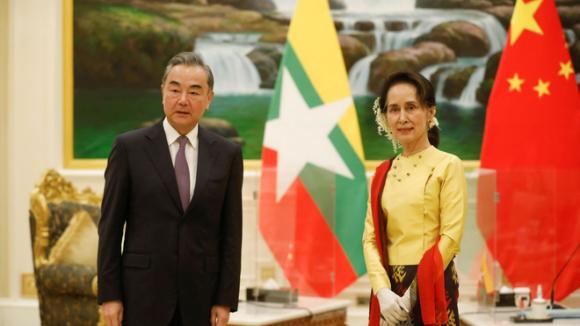 Tọa sơn quan hổ đấu: Nguồn tin quân sự hé lộ kế hoạch của Trung Quốc trong chính biến Myanmar - Ảnh 1.