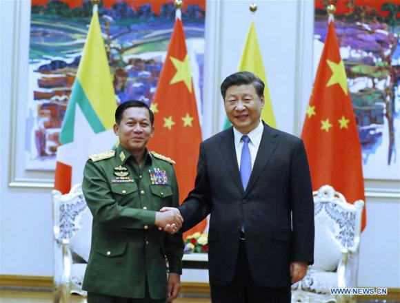 Vụ chính biến Myanmar hé lộ điểm yếu chí mạng trong dự án Vành đai, Con đường của Trung Quốc - Ảnh 3.