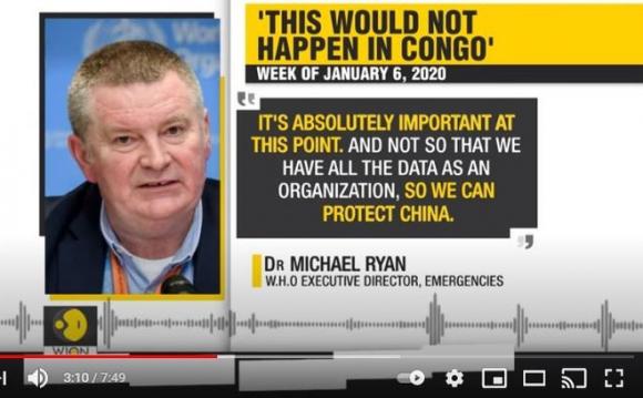 """Đoạn ghi âm rò rỉ: Các quan chức WHO từng thất vọng tột độ vì TQ """"nhỏ giọt"""" thông tin về COVID-19"""