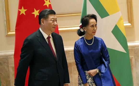 """Vụ chính biến Myanmar hé lộ điểm yếu """"chí mạng"""" trong dự án Vành đai, Con đường của Trung Quốc"""