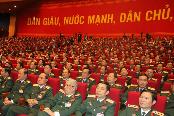 Những Thứ trưởng Bộ Quốc phòng và Thứ trưởng Bộ Công an không tái cử Trung ương XIII - Ảnh 1.