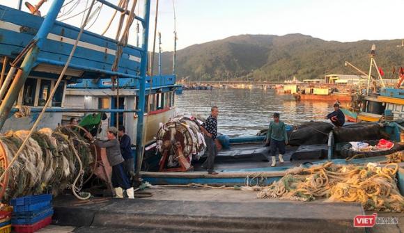 Ngư dân Việt Nam vẫn bám biển, bất chấp Luật Hải cảnh mới của Trung Quốc ảnh 2