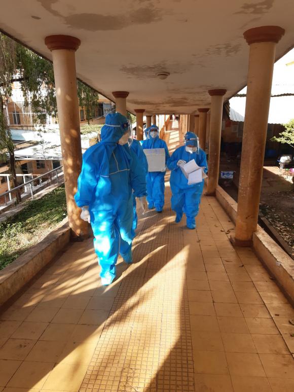 Covid-19: Gia Lai mở cửa trở lại Bệnh viện Đa khoa tỉnh - Ảnh 3.