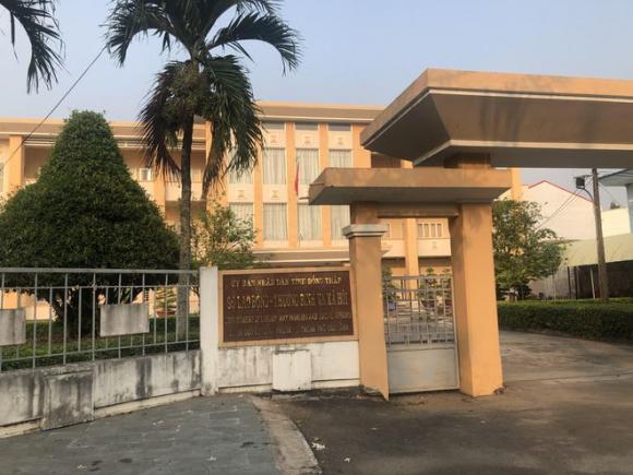 Sở LĐ-TB-XH Đồng Tháp có nhiều lãng phí trong quản lý, sử dụng tài sản /// Ảnh: Trần Ngọc