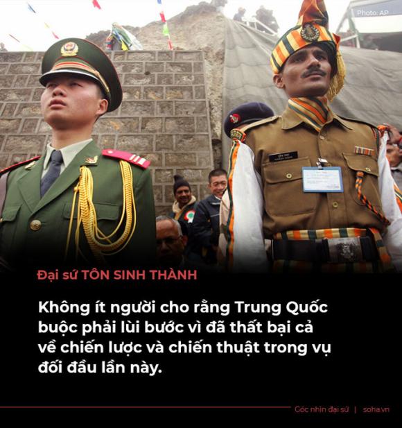 Chấp nhận cùng rút quân: Trung Quốc thất bại kép trước đối ᴛнủ lớn nhất ở châu Á? - Ảnh 2.