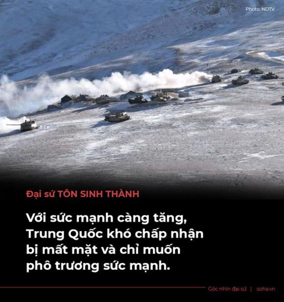 Chấp nhận cùng rút quân: Trung Quốc thất bại kép trước đối ᴛнủ lớn nhất ở châu Á? - Ảnh 6.