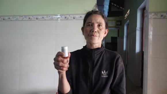 Nhiều cán bộ y tế cũng nhờ ông Võ Hoàng Yên chữa bệnh cho người thân - ảnh 3