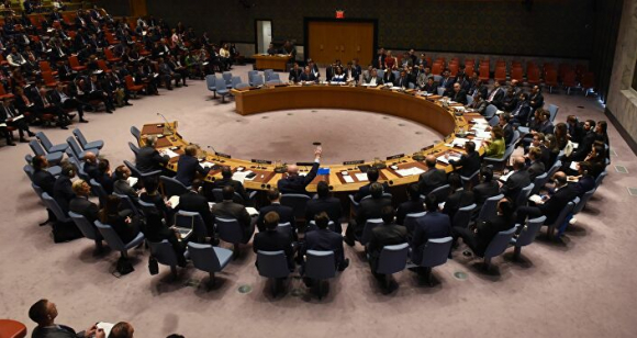Hội đồng Bảo an LHQ