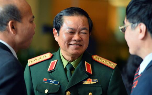 Vì sao Đại tướng Đỗ Bá Tỵ chưa được đề nghị miễn nhiệm Phó Chủ tịch Quốc hội - Ảnh 1.