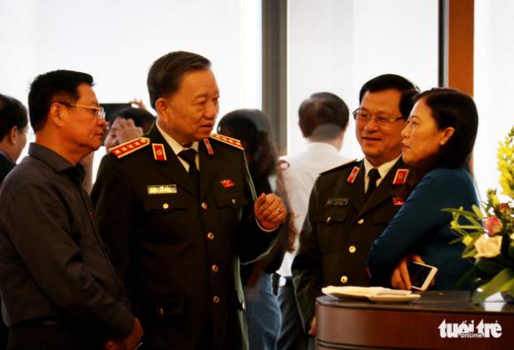 Bộ trưởng Tô Lâm: Phải xử lý những vi phạm phòng chống dịch bệnh - Ảnh 1.