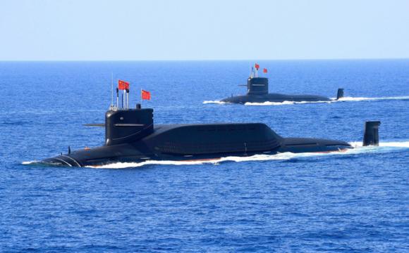 """Tung siêu vũ khí, Mỹ và đồng minh giăng lưới: Tàu ngầm Trung Quốc """"chạy trời không khỏi nắng"""""""