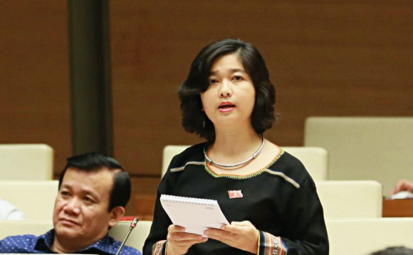 """Nữ đại biểu Ksor H'Bơ Khăp nói về việc không tái ứng cử đại biểu Quốc hội: """"Không hề có á.p lự.c gì"""""""