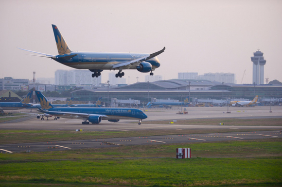 Vừa xin giải cứu lại đề xuất ưu tiên đầu tư 9.900 tỉ đồng: Vietnam Airlines muốn ưu tiên gì? - Ảnh 1.
