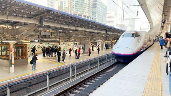Đường sắt cao tốc Bắc - Nam vẫn đang được cân nhắc lựa chọn giữa bài toán vận tốc 200 km/giờ hay 350 km/giờ /// Ảnh Ngọc Mai
