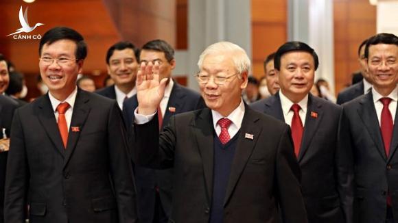 'Cảm động vô cùng với Tổng bí thư, Chủ tịch nước có mái đầu bạc trắng hiên ngang' - ảnh 1