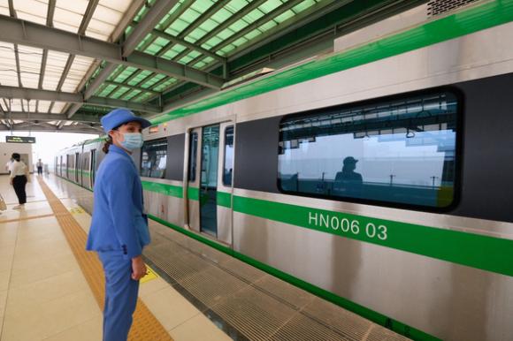 Bắt đầu kiểm đếm, tiếp nhận hồ sơ, tài sản để bàn giao đường sắt Cát Linh - Hà Đông - Ảnh 4.