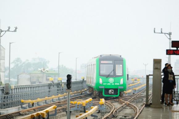 Bắt đầu kiểm đếm, tiếp nhận hồ sơ, tài sản để bàn giao đường sắt Cát Linh - Hà Đông - Ảnh 2.