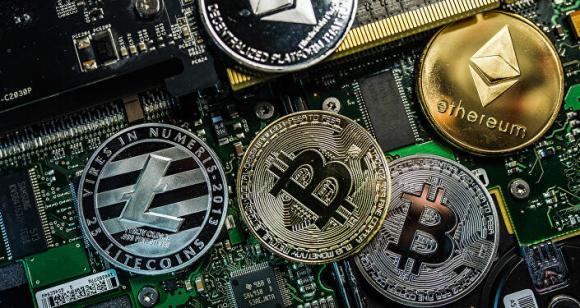 Bitcoin, Litecoin и Ethereum