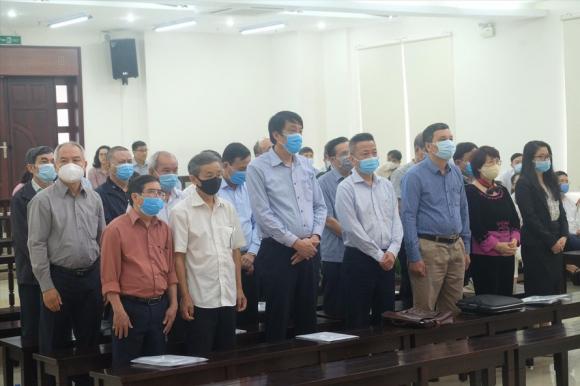 19 bị cáo đều là cựu cán bộ, lãnh đạo của TISCO hoặc Tổng Cty Thép Việt Nam