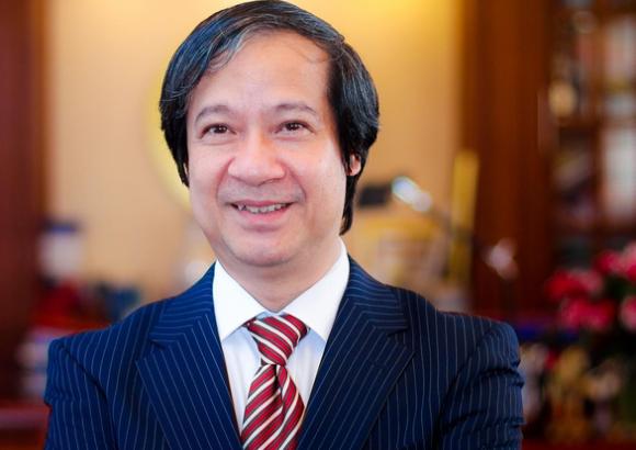 Tân Bộ trưởng Bộ GD-ĐT Nguyễn Kim Sơn gởi thư cho nhà giáo cả nước - Ảnh 1.