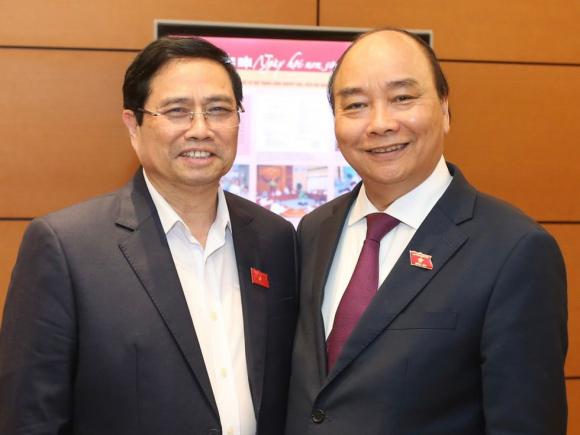 Ông Phạm Minh Chính được giới thiệu bầu làm Thủ tướng Chính phủ - ảnh 1
