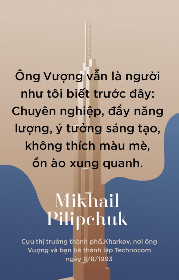 Hành trình Vingroup trở thành khổng lồ còn ông Phạm Nhật Vượng từ anh bán mì tôm thành tỷ phú đô la - Ảnh 2.