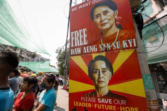 Khủng hoảng Myanmar: Tín hiệu rất quan trọng của HĐBA LHQ - Ảnh 2.