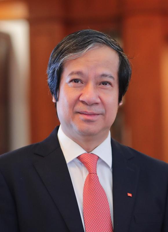 Chuyện chưa kể về Bộ trưởng Bộ GD-ĐT Nguyễn Kim Sơn qua người thầy - đồng môn suốt 35 năm - Ảnh 1.