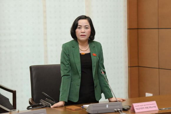 Chân dung 3 nữ lãnh đạo phụ trách cao nhất ngành tổ chức cán bộ của Đảng, Quốc hội, Chính phủ - Ảnh 3.